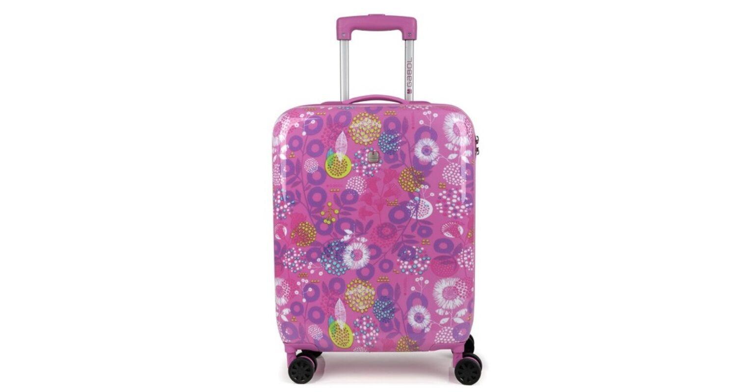 f54c3adf4870 Gabol Linda 4-kerekes Wizzair, Ryanair kabin bőrönd 55 cm. 24.290 Ft-os  áron!
