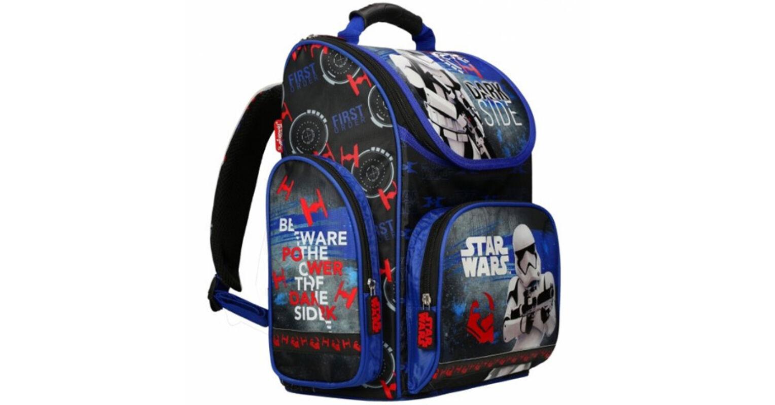 3709795f0d15 Star Wars- Első Rend ergonomikus iskolatáska, hátizsák 20.083 Ft-os áron!