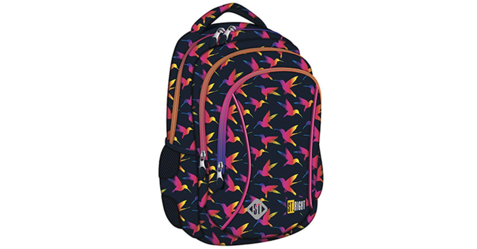 bb2fecc57508 St.Right Rainbow Brids BP26 iskolatáska hátizsák 15 11.428 Ft-os áron!