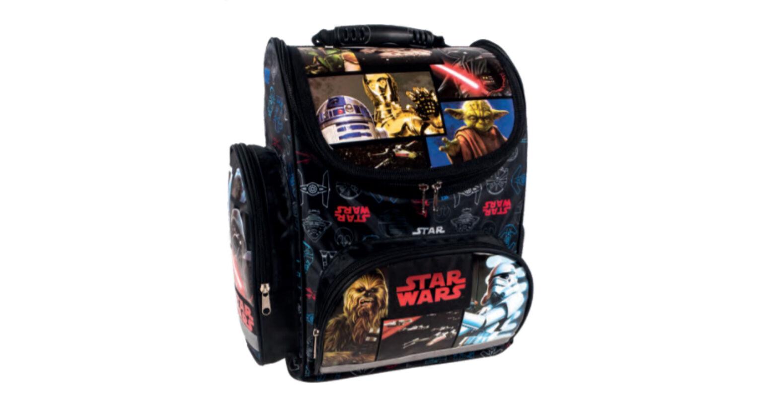 7314d2df21ba Star Wars ergonomikus iskolatáska, hátizsák 21.283 Ft-os áron!