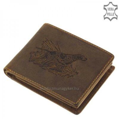 GreenDeed vadász pénztárca kutya mintával