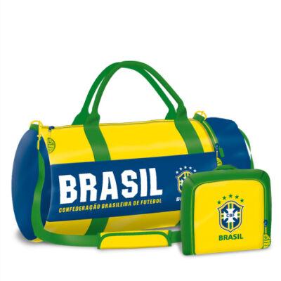 BRASIL összehajtható sporttáska neszesszerben