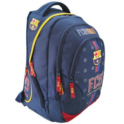 FC Barcelona lekerekített sarkú iskolatáska, hátizsák