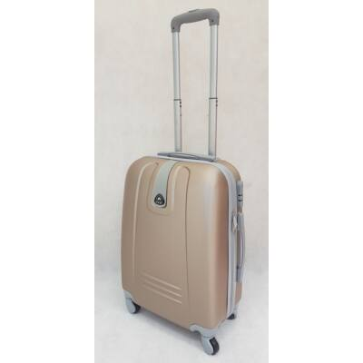 Ormi Hard arany keményfalú, kabin bőrönd 55x40 cm.