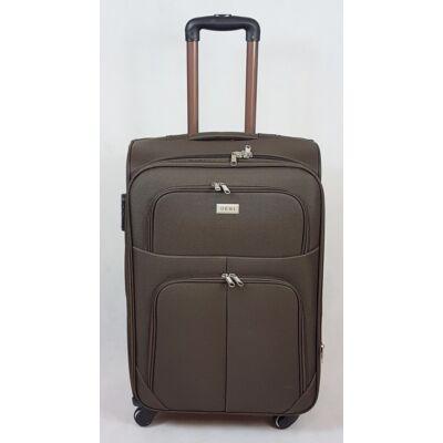Ormi Light, puha falú, bőrönd, barna 67 cm