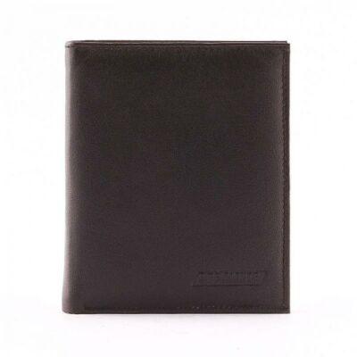 S. Belmonte irattartó pénztárca fekete