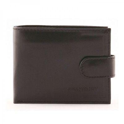 Synchrony férfi pénztárca díszdobozban fekete