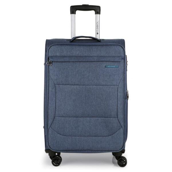 Gabol Board puhafalú bőrönd kék, 68 cm.