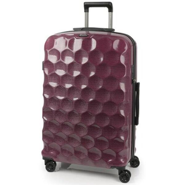 Gabol Air kemény falú burgundy bőrönd 75 cm