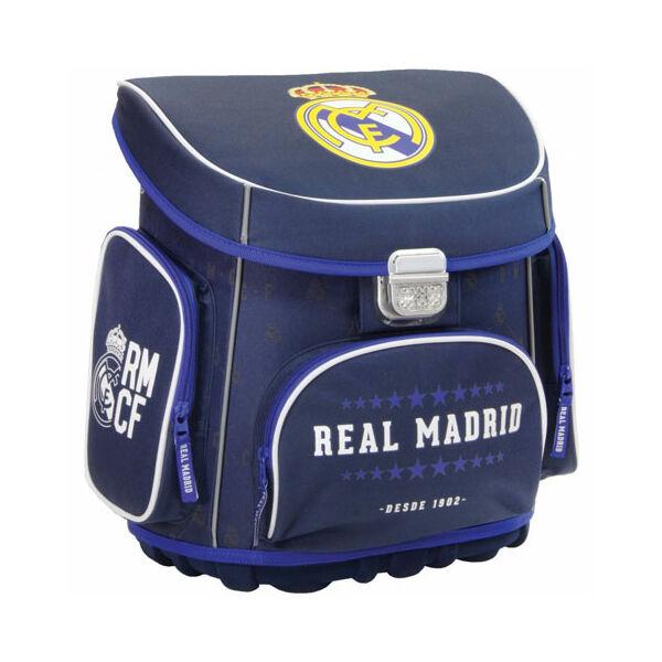 Real Madrid ergonomikus merev falú iskolatáska, hátizsák
