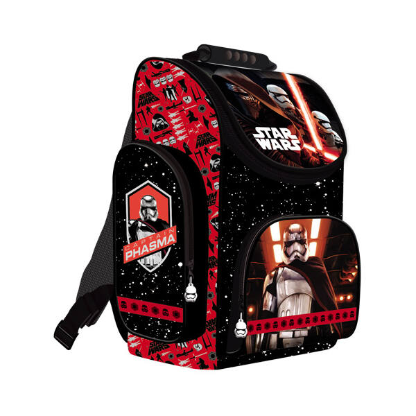 Star Wars Ébredő Erő ergonomikus iskolatáska, hátizsák