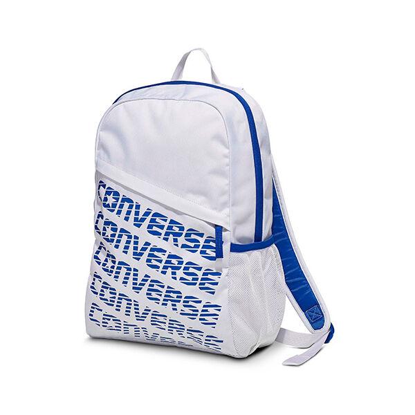 Converse fehér-kék sport hátizsák