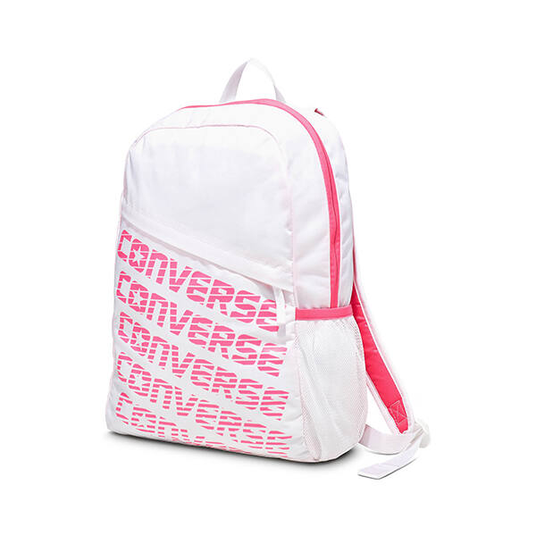 Converse fehér-pink sport hátizsák