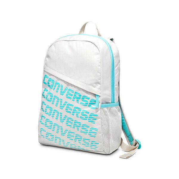 Converse fehér-türkiz sport hátizsák