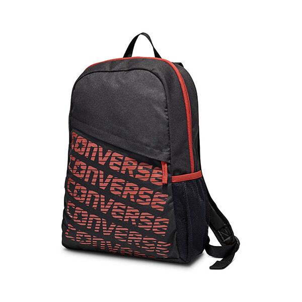 Converse fekete-piros sporthátizsák