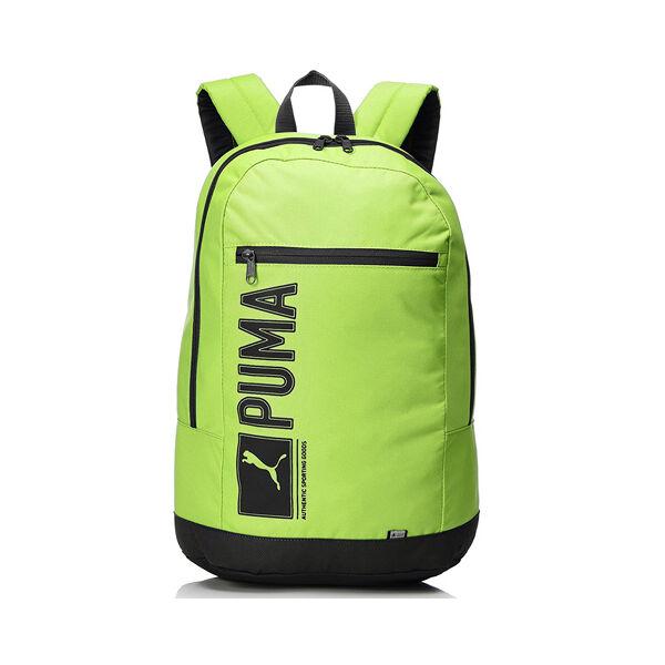 Puma világoszöld sport hátizsák