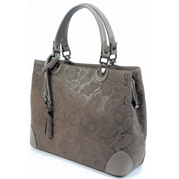 női bőr táska