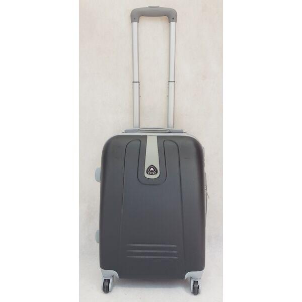 Ormi Hard fekete keményfalú, kabin bőrönd 52x37 cm.