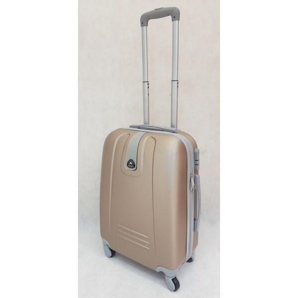 Ormi Hard arany keményfalú, kabin bőrönd 57x40 cm.