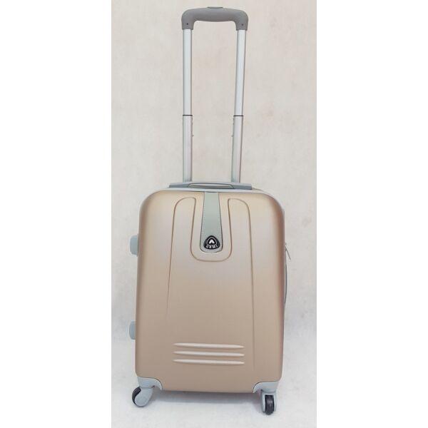 Ormi Hard arany keményfalú, kabin bőrönd 52x37 cm.