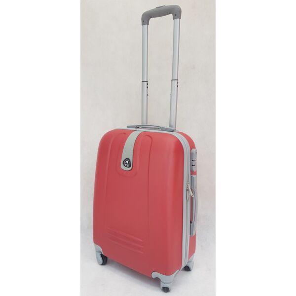 Ormi Hard piros keményfalú, kabin bőrönd 57x40 cm.