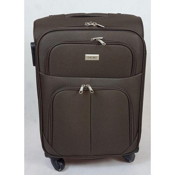 Ormi Light, puha falú, kabin bőrönd, barna