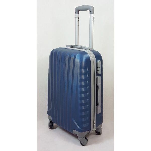 Rhino willow kék keményfalú, Wizzair, Ryanair kabin bőrönd