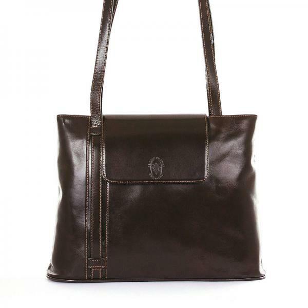 Sylvia Belmonte barna női táska