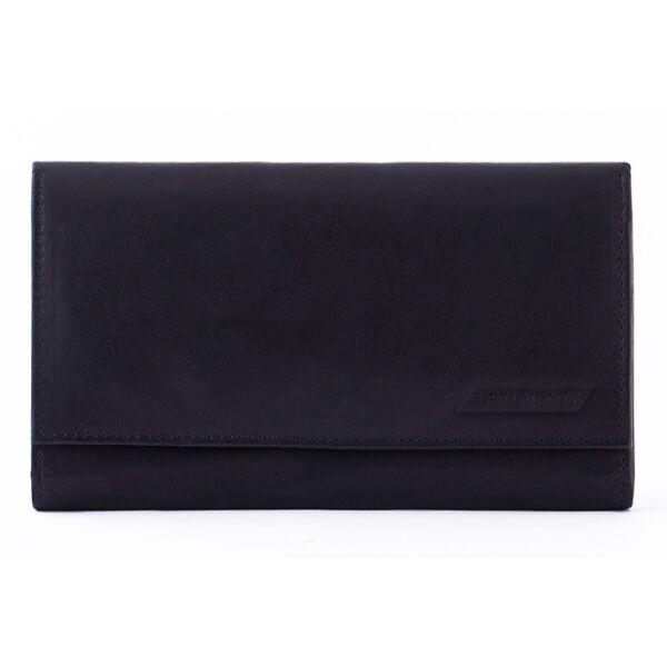 Női pénztárca kártya- és irattartókkal