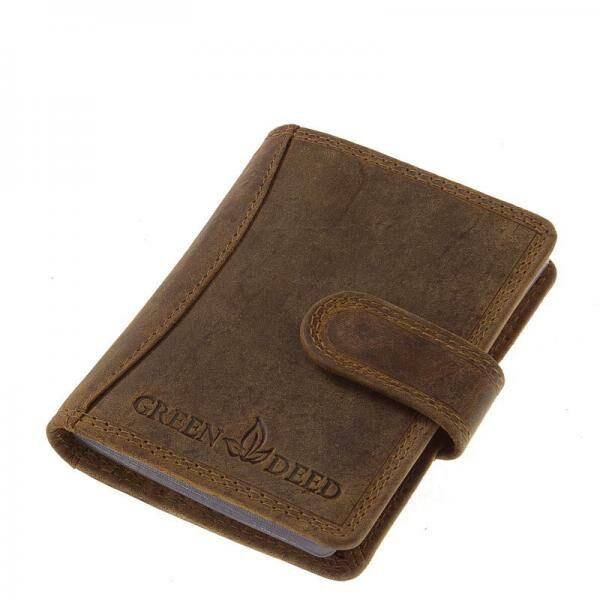 Greendeed kártyatartó barna