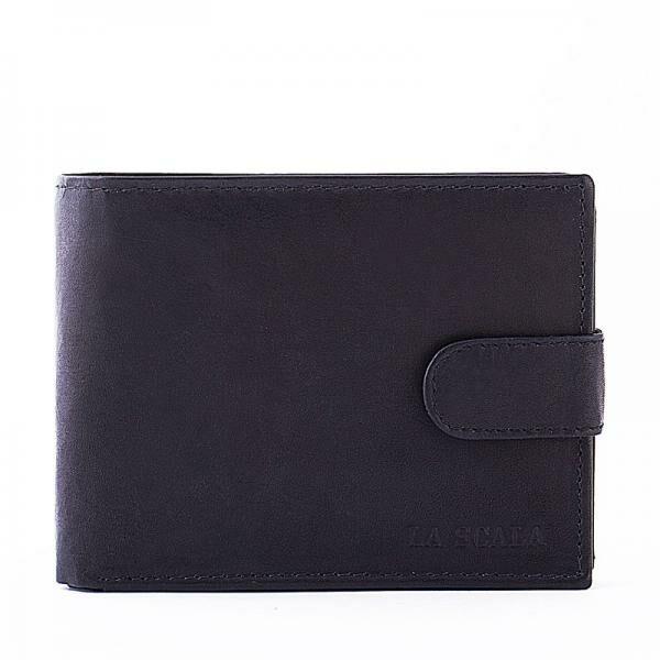 La Scala férfi pénztárca fekete