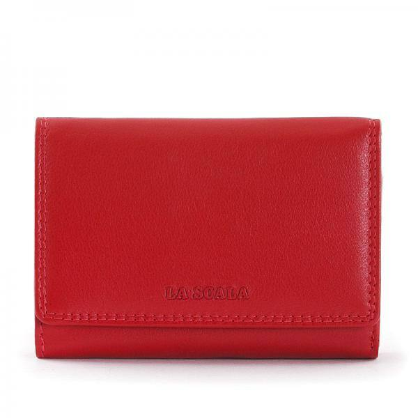 La Scala Női pénztárca piros