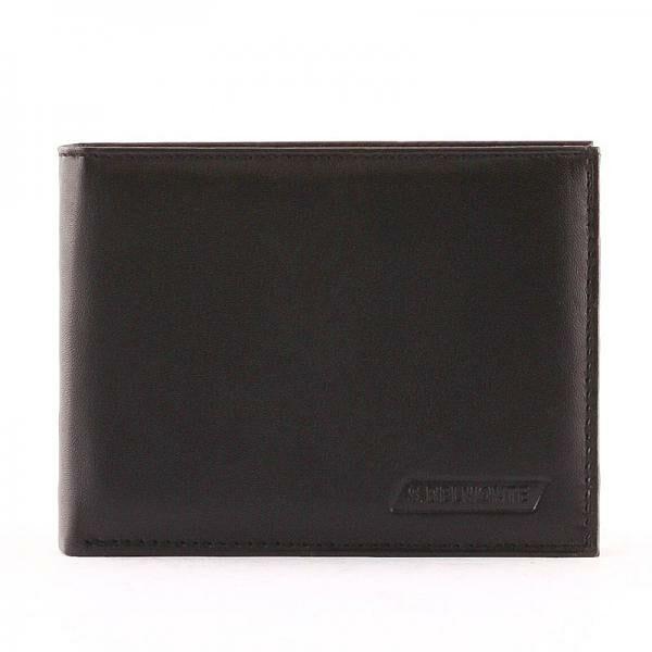 S. Belmonte férfi pénztárca fekete