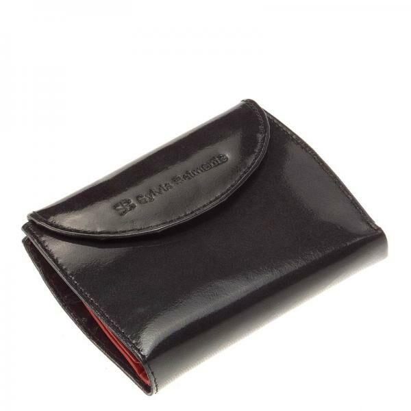 SB Sylvia Belmonte női bőr pénztárca