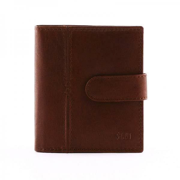 SLM női pénztárca barna