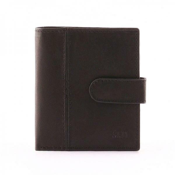SLM női pénztárca fekete