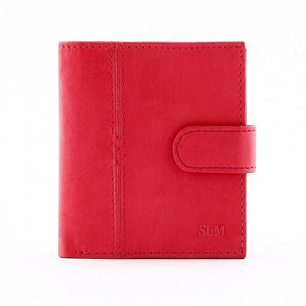 SLM női pénztárca pink