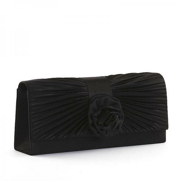 Sylvia Belmonte női alkalmi táska fekete