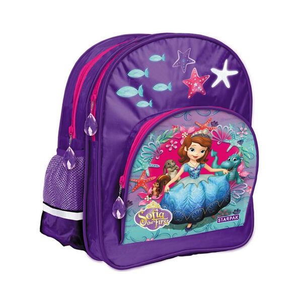 Disney hercegnős Háti táska, iskolatáska eladó!