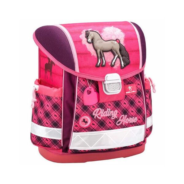 66dc326c3a45 Belmil: Classy Riding Horse ergonomikus iskolatáska, hátizsák 36×32×19 cm