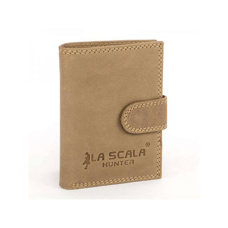 La Scala Hunter bőr kártyatartó 1.999 Ft-os áron! 5127e71c72