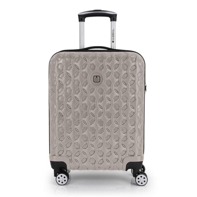 Gabol Render 4 kerekes kemény falú trolley bőrönd 56 cm 18.890 Ft-os ... 0908d9ef07
