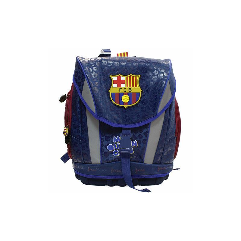 Barcelona kék színű ergonomikus iskolatáska 08fab3eb9e