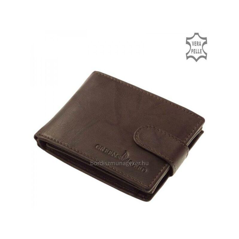 GreenDeed férfi pénztárca RFID védelemmel 410610d151