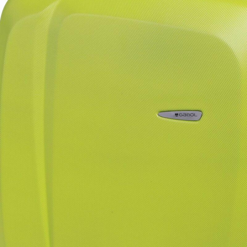 cf4205f4ca3d Gabol Line kemény falú bőrönd 68 cm, limezöld 19.790 Ft-os áron!