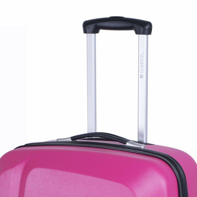b8566325c442 Gabol Line kemény falú bőrönd 76 cm, rózsaszín 23.390 Ft-os áron!