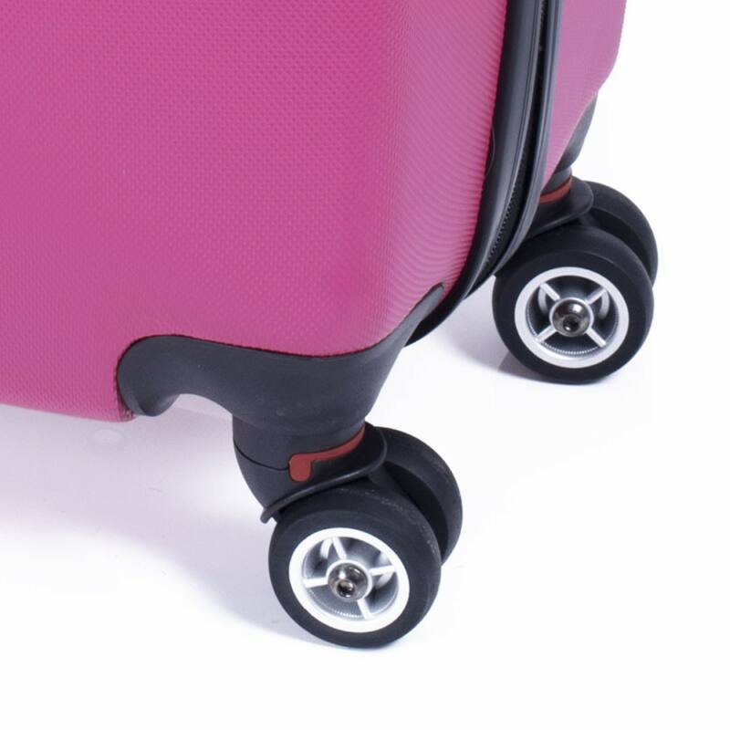 c2bcf4ee9c7c Gabol Line kemény falú bőrönd 68 cm, rózsaszín 19.790 Ft-os áron!