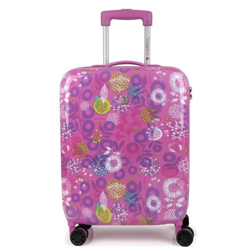cb53c89ce609 Gabol Linda 4-kerekes Wizzair, Ryanair kabin bőrönd 55 cm. 24.290 Ft ...