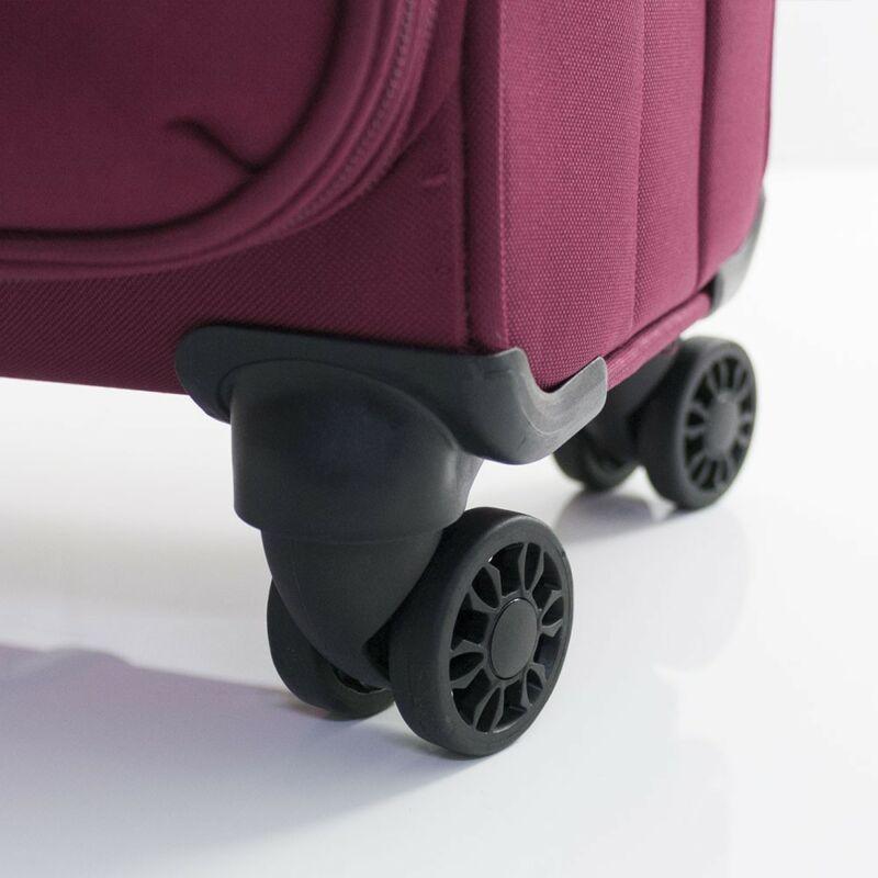 9e41a4c7b6c3 Gabol Zambia puhafalú, Wizzair, Ryanair kabinbőrönd 55 cm 20.990 ...