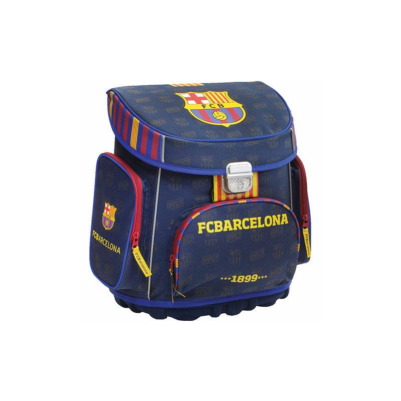 fd5028ec69e6 Barcelona merev falú iskolatáska, hátizsák 4db-os szettben, kiegészítőkkel